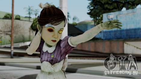 Bioshock 2 - Little Sister для GTA San Andreas