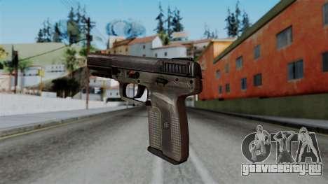 CoD Black Ops 2 - TAC-45 для GTA San Andreas второй скриншот