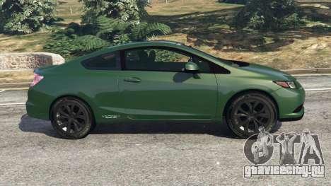 Honda Civic SI v1.0 для GTA 5