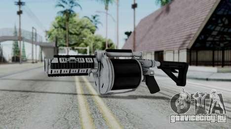 GTA 5 Grenade Launcher для GTA San Andreas