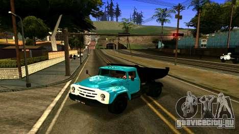 Зил 130 для GTA San Andreas вид слева