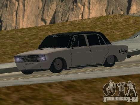 ВАЗ 2106 BUNKER для GTA San Andreas
