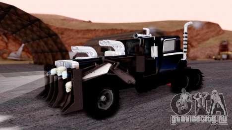 Mad Max The War Rig Bilge Tuning для GTA San Andreas