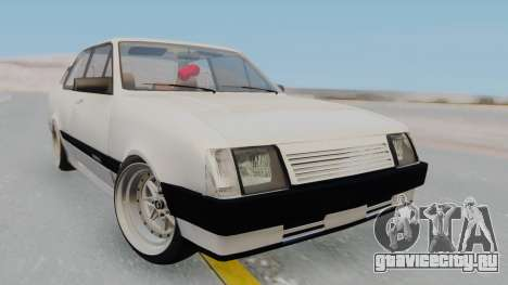 Chevrolet Chevette Stance для GTA San Andreas