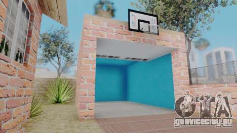 New Big Smoke House для GTA San Andreas четвёртый скриншот