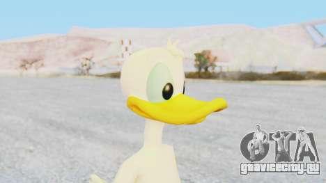 Kingdom Hearts 1 Donald Duck No Clothes для GTA San Andreas
