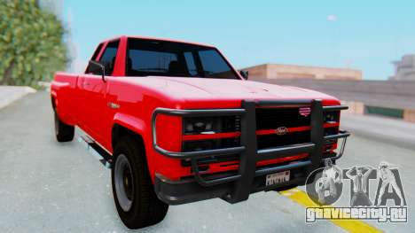 GTA 5 Vapid Bobcat XL для GTA San Andreas