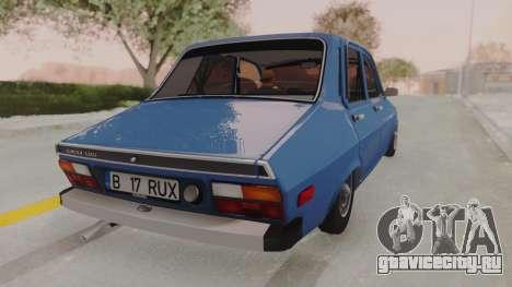 Dacia 1310 TX 1984 для GTA San Andreas вид слева