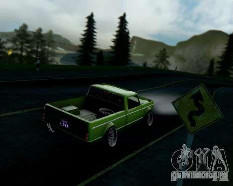 Sadler Debbie для GTA San Andreas колёса