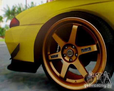 Nissan Skyline R32 GTR для GTA San Andreas двигатель