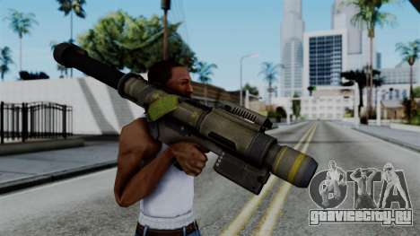 CoD Black Ops 2 - FHJ-18 для GTA San Andreas третий скриншот