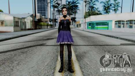 Marvel Future Fight - Sister Grimm для GTA San Andreas второй скриншот