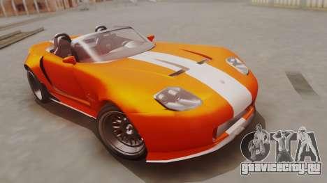 GTA 5 Bravado Banshee 900R для GTA San Andreas