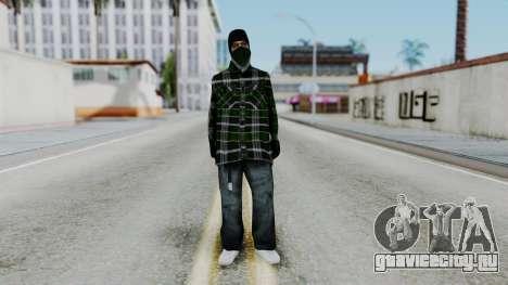 New Fam2 для GTA San Andreas второй скриншот
