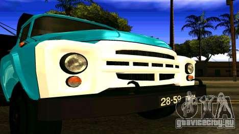 Зил 130 для GTA San Andreas вид справа