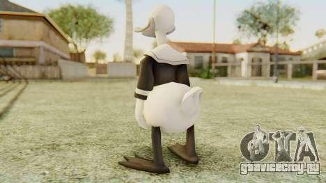 Kingdom Hearts 2 Donald Duck Timeless River v2 для GTA San Andreas третий скриншот