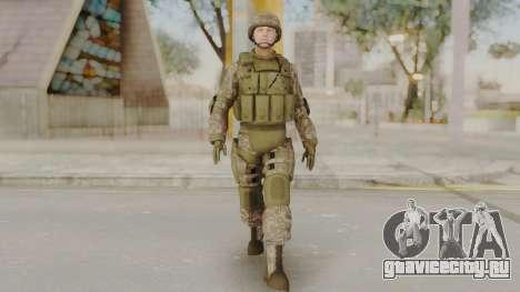 US Army Urban Soldier from Alpha Protocol для GTA San Andreas второй скриншот