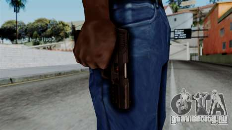 CoD Black Ops 2 - TAC-45 для GTA San Andreas третий скриншот