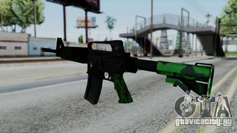 M16 A2 Carbine M727 v4 для GTA San Andreas второй скриншот