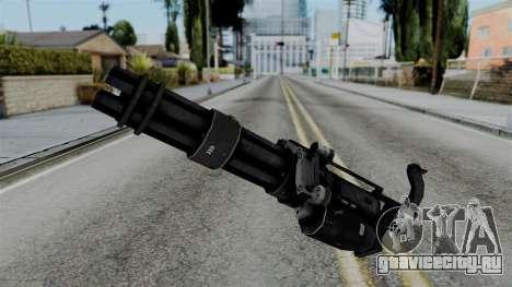 CoD Black Ops 2 - Dead Machine для GTA San Andreas