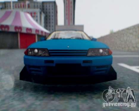 Nissan Skyline R32 GTR для GTA San Andreas колёса