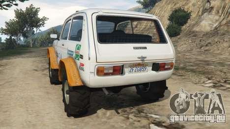 ВАЗ-2121 [бездорожье] для GTA 5