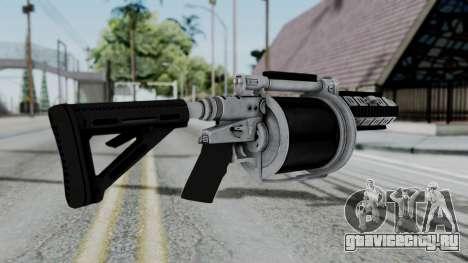 GTA 5 Grenade Launcher для GTA San Andreas второй скриншот