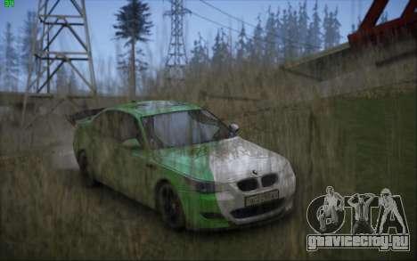 BMW m5 e60 Verdura для GTA San Andreas