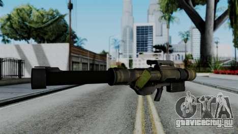 CoD Black Ops 2 - FHJ-18 для GTA San Andreas второй скриншот