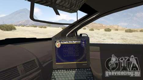 Unmarked Chevrolet Caprice для GTA 5