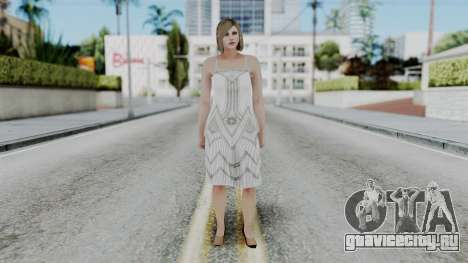 GTA Online Be My Valentine Skin 3 для GTA San Andreas второй скриншот
