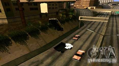 Зил 130 для GTA San Andreas вид сзади