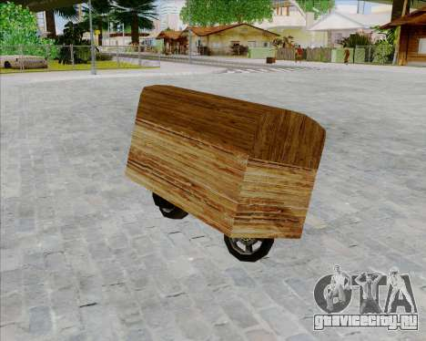 Faggio Sunduk для GTA San Andreas