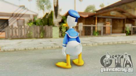 Kingdom Hearts 2 Donald Duck v1 для GTA San Andreas третий скриншот