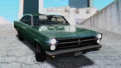 Ford Fairlane 500 1967 v1.1 для GTA San Andreas