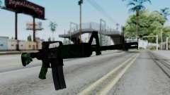 M16 A2 Carbine M727 v4 для GTA San Andreas