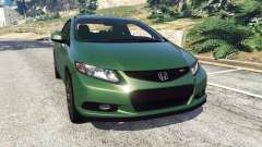 Honda Civic SI v1.0 для GTA 5