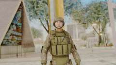 US Army Urban Soldier from Alpha Protocol для GTA San Andreas