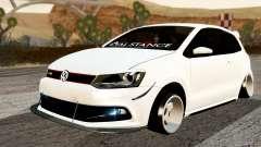 Volkswagen Polo GTI для GTA San Andreas