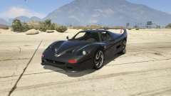 Ferrari F50 Autovista для GTA 5