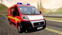 Fiat Ducato SMURD