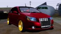 Chevrolet Aveo Stance для GTA San Andreas