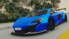 McLaren 650S Coupe Liberty Walk