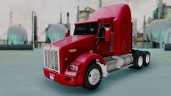 Kenworth T800 38s Austero Flat Top