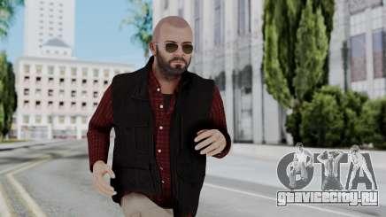 Hunter Costume Michael для GTA San Andreas