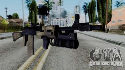 CoD Black Ops 2 - AN-94 для GTA San Andreas