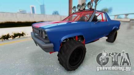 GTA 5 Cheval Picador BAJA Truck для GTA San Andreas