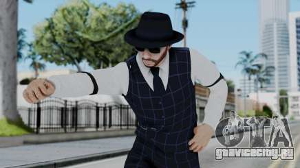 GTA Online Be My Valentine Skin 5 для GTA San Andreas