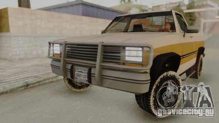 GTA 4 Declasse Rancher IVF для GTA San Andreas