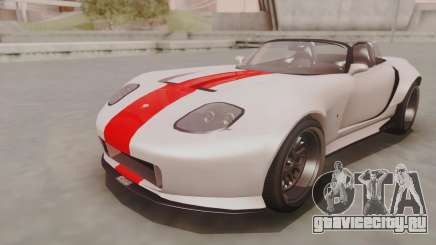 GTA 5 Bravado Banshee 900R IVF для GTA San Andreas